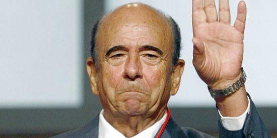 Emilio Botín se congela el sueldo: solo cobró 3 millones de euros en 2013