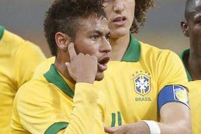 Neymar escribe una carta defendiendo a su padre