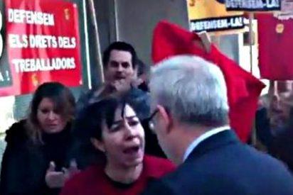 Los trabajadores de TV3 'secuestran' a la dirección de la cadena autonómica durante 12 horas