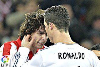 El árbitro Ayza no se ajusta a la verdad en el acta y eso aliviaría la sanción a Cristiano Ronaldo