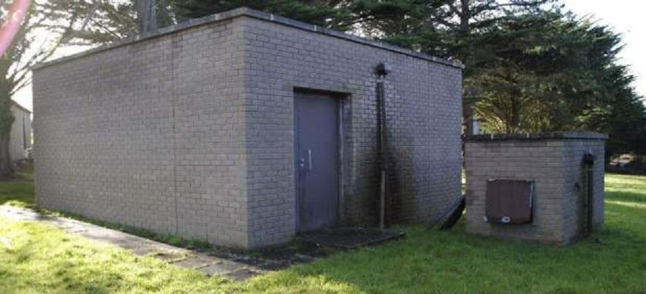 Por poco más de 60.000 euros puede comprarse un refugio antinuclear con mucha solera
