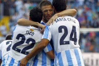 El Liverpool echa sus redes sobre un jugador del Málaga