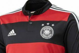 Así es la sorprendente segunda camiseta de Alemania