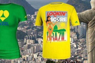 Adidas retira la camiseta para el Mundial 2014