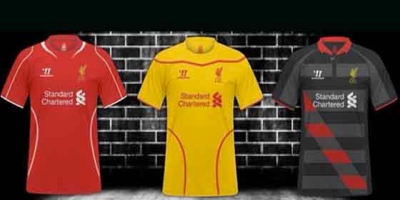 Así es la camiseta del Liverpool para la próxima temporada