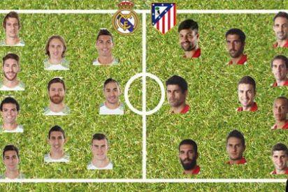 El líder visita un Bernabéu con ganas de revancha