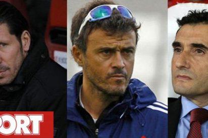 Tres entrenadores de la Liga BBVA suenan como relevo de Martino en el Barcelona