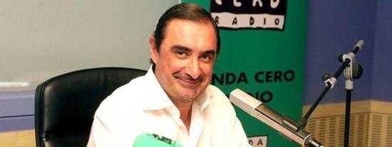 Carlos Herrera nos pide que por patriotismo salvemos al soldado Rubalcaba de su propio PSOE