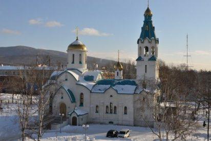 Al menos dos personas mueren en un tiroteo en una catedral rusa