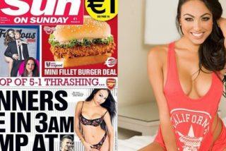La infidelidad del delantero del Arsenal en el hotel de concentración