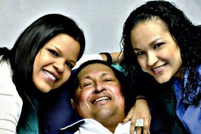 Las hijas de Hugo Chávez no dejan a Nicolás Maduro ni entrar en 'casa'