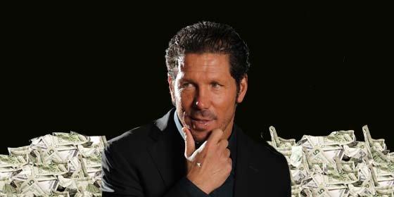 Un magnate multimillonario quiere fichar al 'Cholo' Simeone