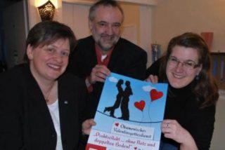 La Iglesia alemana organiza citas por San Valentín