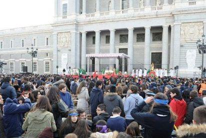 """Rouco pide a los niños y jóvenes católicos que sean """"misioneros valientes"""""""