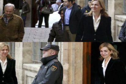 La Infanta da a Castro un real revés: Contra la 'teoría del amor' muy poco se puede hacer