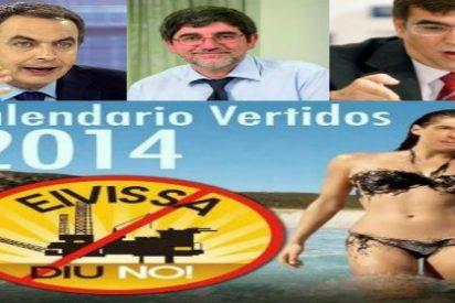 El PP balear quiere declarar 'non gratos' a Zapatero, Antich y Vicens por los sondeos, y Soria lo pinta ya todo negro en Canarias