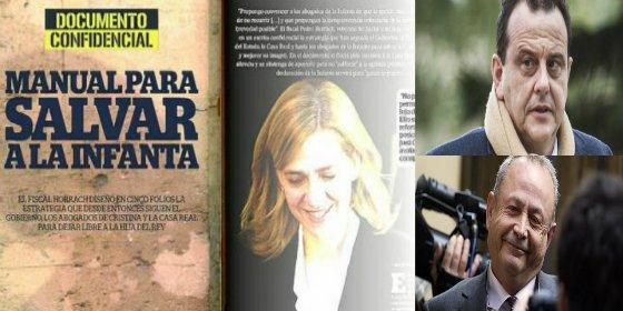 """Castro no se moja sobre el 'plan' de Horrach para poder salvar a la Infanta: """"Sería atípico"""""""