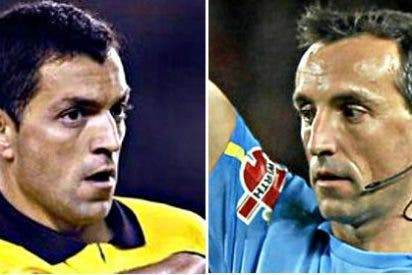 Arbitros: Las 'pifias' de los hermanos Teixeira Vitienes crean alarma social en la Liga