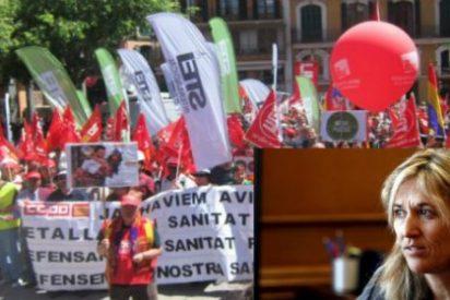La media de 5 manifestaciones diarias en las islas en 2013 evita el...¿todos contentos?