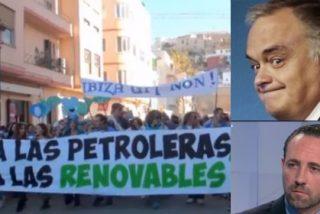 """Esteban Pons dice que es mejor no saber si hay petróleo, """"porque si es así ese día acabará el turismo en Baleares"""""""