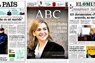 Lo que no vimos en las casi siete horas de declaración de la Infanta Cristina