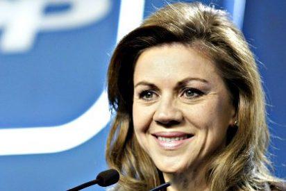 Cospedal descarta las elecciones anticipadas 'low-cost' que proponía García Page