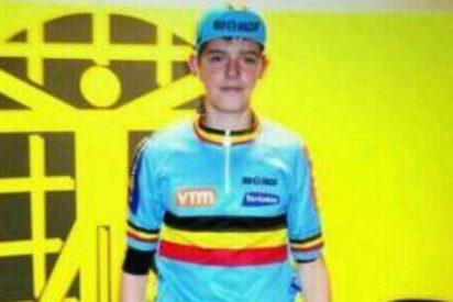 Un jugador del Atlético iba para ciclista