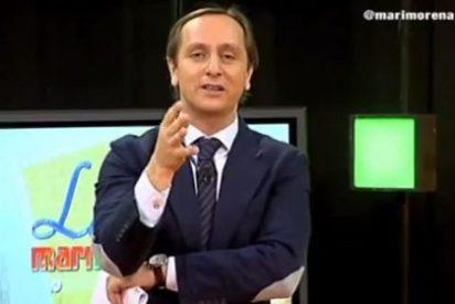 """Carlos Cuesta: """"Llamazares nos da lecciones de pobreza, pero lleva abrigos de Pedro del Hierro"""""""
