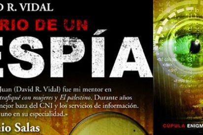 David R. Vidal, mentor de Antonio Salas, lanza el libro que revela todo lo que rodea al espionaje en España