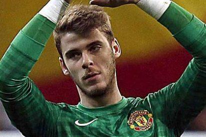 El Manchester United quiere renovar a de Gea