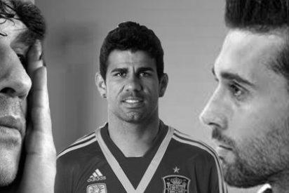 Los 4 capitanes de la roja no quieren a Diego Costa en España