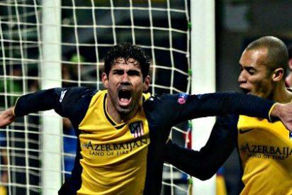 El Atlético de Madrid bate al Milan en su bastión de San Siro y está ya casi en los 'Courtois' de final de la Champions