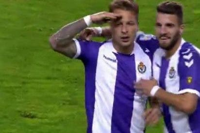 Rescinde su contrato con el Valladolid... ¡y el Málaga se frota las manos!