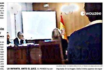 El juez Castro se cabrea y ordena a la Policía descubrir cómo se la jugaron los de 'El Mundo'
