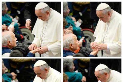 El Papa pide rezar en febrero por los ancianos