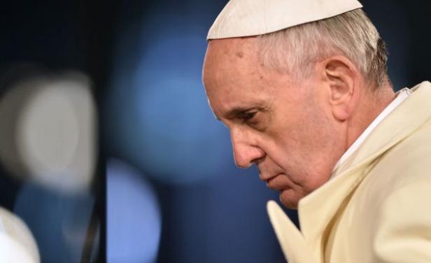 El Papa envía telegrama de condolencias