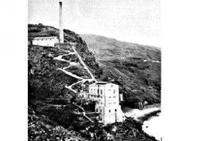 El elevador de aguas de la Gordejuela