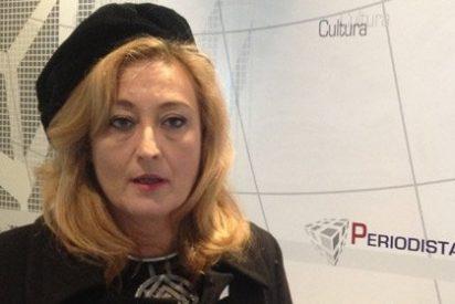 """Elisa Beni: """"Qué más quisiera Tertsch que mantuviera una guerra abierta con él"""""""