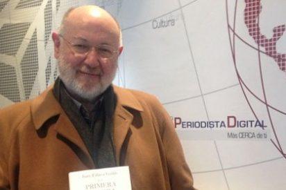 Juan Eslava Galán en La Observadora de RNE: No a los tópicos y por unos medios honrados y rigurosos