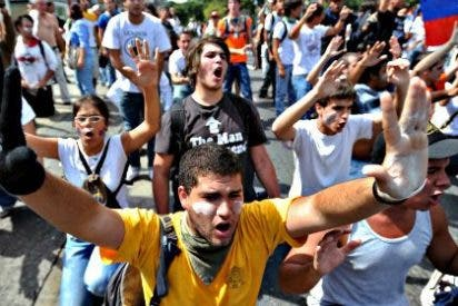 Sicarios chavistas matan a tres opositores durante las marchas de protesta estudiantiles