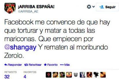 """""""Pajín y Zerolo son unas zorritas y los gays del Orgullo unas mariconas vociferantes"""""""
