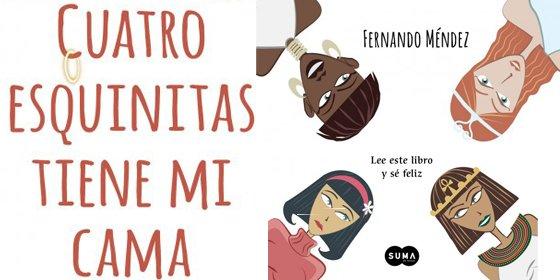Fernando Méndez saca el libro con la mágica fórmula de hacer sonreír e ilusionar