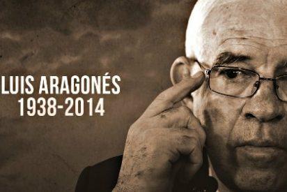 Luis Aragonés, padre de la España del tiqui-taca e inventor de 'La Roja'