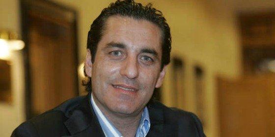 Futre reconoce su enfado con Luis Aragonés
