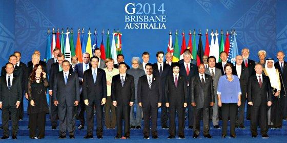 El G20 acuerda acelerar el crecimiento global en un 2% en el próximo lustro