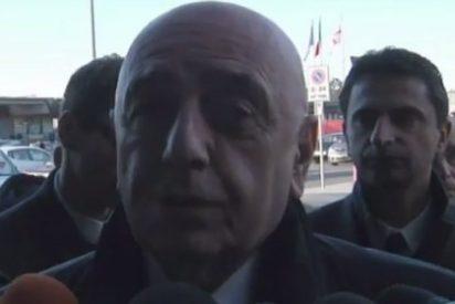 Galliani habla sobre el Atlético de Madrid