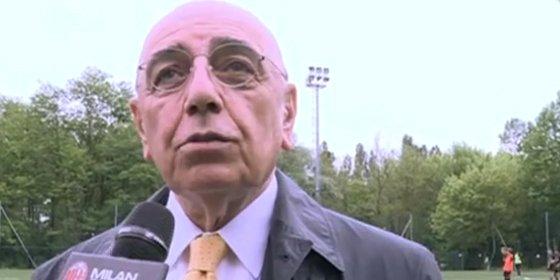 Galliani jura lealtad al Milan