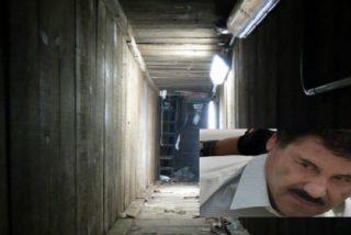 El vídeo de los túneles por donde el escurridizo narco 'Chapo' Guzmán burlaba a los policías
