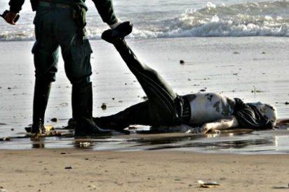 Diez inmigrantes subsaharianos se ahogan intentando cruzar a nado desde Marruecos a Ceuta