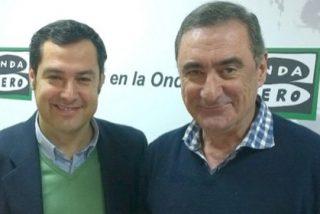 """Juan Manuel Moreno Bonilla: """"Hay una relación cordial y de amistad con Cospedal"""""""